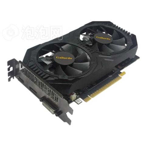 万丽GTX1050TI-4G5 嗜血1379MHz-1493MHz/7008MHz 128Bit DDR5 PCI-E3.0游戏做图显卡图片2