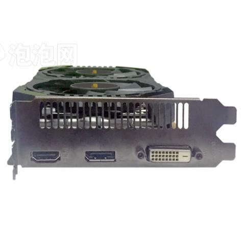 万丽GTX1050TI-4G5 嗜血1379MHz-1493MHz/7008MHz 128Bit DDR5 PCI-E3.0游戏做图显卡图片3