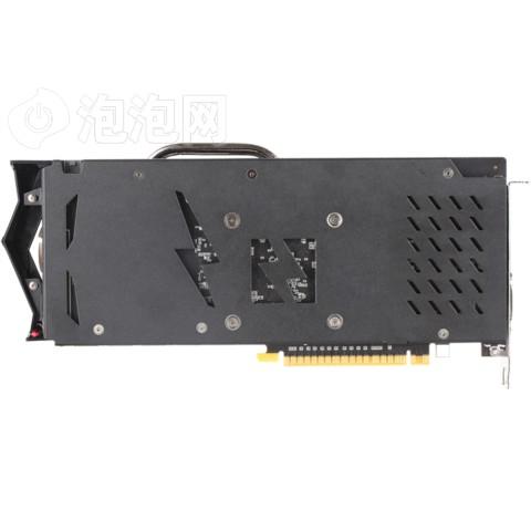铭�uGTX1050Ti JetStream 4G 1354-1468MHz/7000MHz/128bit/GDDR5 PCI-E 3.0游戏显卡  独显图片4