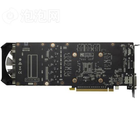 索泰GeForce GTX1060-6GD5 6GD5 霹雳 T3 OC 1569-1784/8008MHz 6G/192bit GDDR5 PCI-E显卡图片4