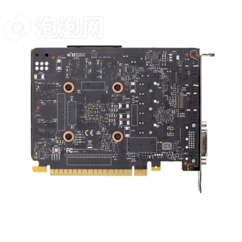 EVGA GTX1050TI 4G SC GAMING ACX 2.0 1354-1468MHz/7008MHz 128bit D5 显卡图片4