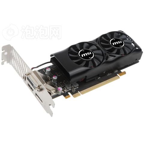 微星GTX 1050 Ti 4GT LP 4G 128BIT GDDR5 PCI-E 3.0 显卡图片2