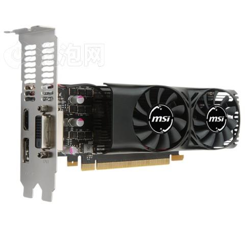 微星GTX 1050 Ti 4GT LP 4G 128BIT GDDR5 PCI-E 3.0 显卡图片4