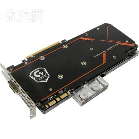 技嘉GTX1080 XTREME 开放式水冷 1759-1898MHz/10206MHz 8G/256bit GDDR5X显卡图片5