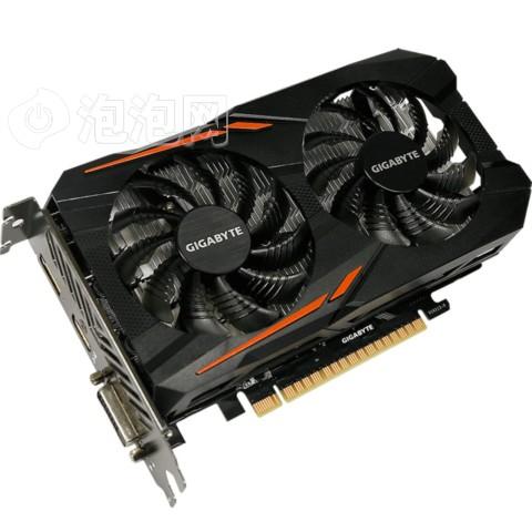 技嘉GTX1050Ti OC 1316-1430MHz/7008MHz 4G/128bit GDDR5显卡图片3