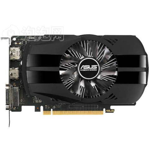 华硕PH-GTX1050TI-4G 1290-1392MHz 4G/7008 MHz GDDR5 PCI-E3.0显卡图片1