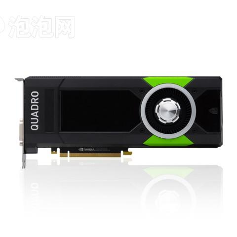 丽台Quadro P5000 16GB/GDDR5X/256-bit/288GBps/CUDA核心2560 Pascal GPU架构/VRREADY专业显卡图片1