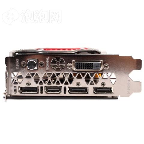 七彩虹iGame1080 烈焰战神X-8GD5X Top AD GTX1080 1759-1898MHz/10010MHz 8G/256bit游戏显卡图片3