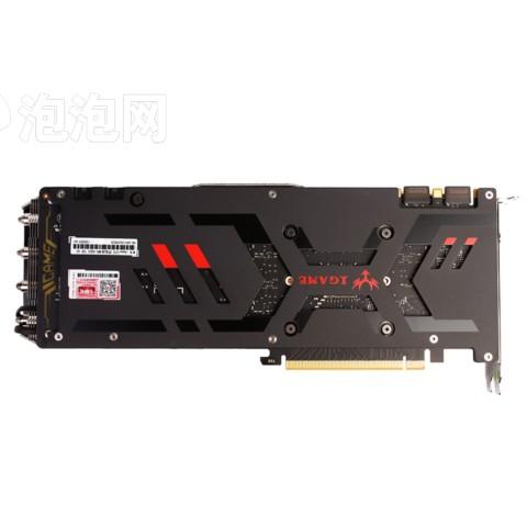 七彩虹iGame1080 烈焰战神X-8GD5X Top AD GTX1080 1759-1898MHz/10010MHz 8G/256bit游戏显卡图片4