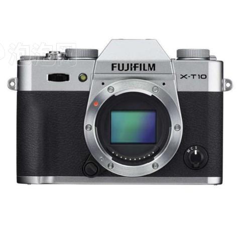 富士X-T10 微型单电相机外观图片2