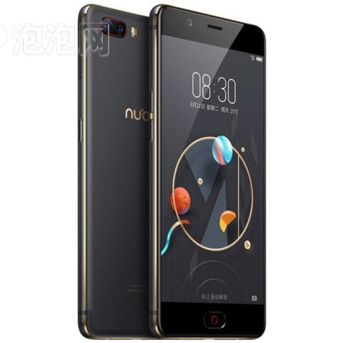 努比亚【4+128GB】M2高配版 黑金色图片5