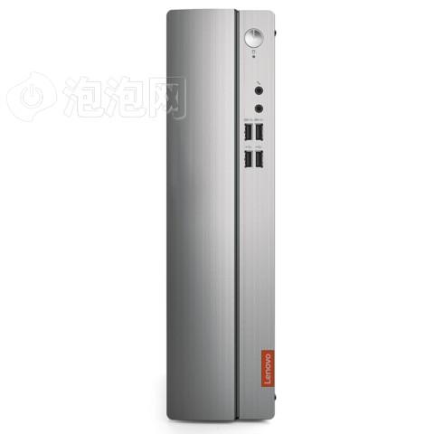 联想天逸510S商用台式办公电脑主机 ( i3-7100 4G 1T 集显 WiFi 蓝牙 win10 )图片2