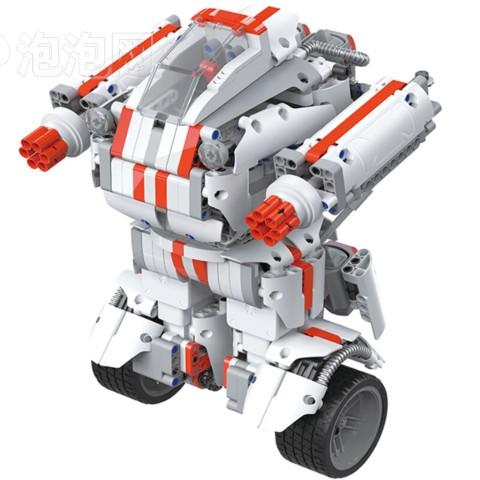 小米积木机器人 多变造型 智能拼搭 智能自平衡 模块化图形编程 978块高精度零件其他图片下载