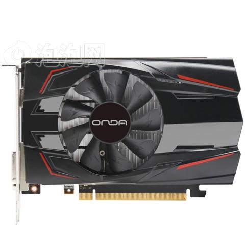 昂达GT1030典范2GD5-D 1227MHz-1468MHz/6000MHz 2G/64bit GDDR5 PCI-E 3.0显卡图片1
