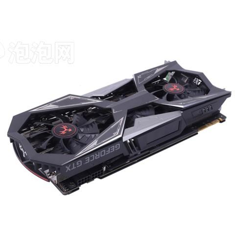 七彩虹iGame GTX1080 Vulcan X OC GTX1080 1759-1898MHz/10010MHz  8G/256bit游戏显卡图片4