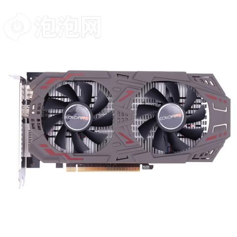 镭风RX 560 悍甲蜥 4G 1275MHz/7000MHz 4G/128bit GDDR5 PCI-E 3.0显卡图片1