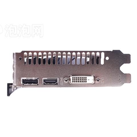 镭风RX 560 悍甲蜥 4G 1275MHz/7000MHz 4G/128bit GDDR5 PCI-E 3.0显卡图片4