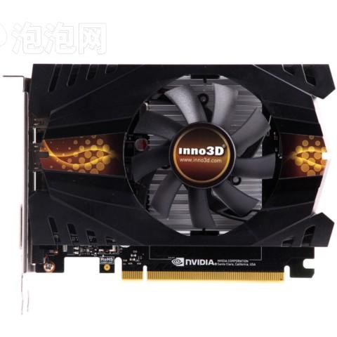 映众GT1030 黑金至尊版 1227~1468/6000MHz 2GB/64Bit GDDR5 PCI-E显卡图片1