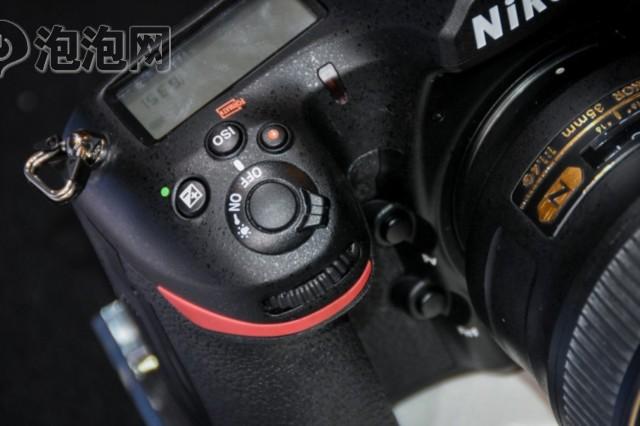 尼康D850 全画幅单反相机细节图片1