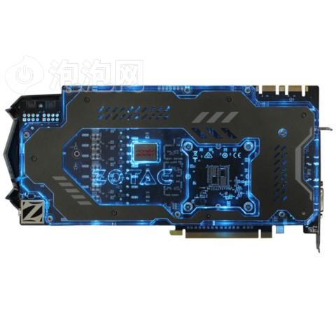 索泰Geforce GTX 1070Ti - 8GD5 玩家力量至尊PGF图片4