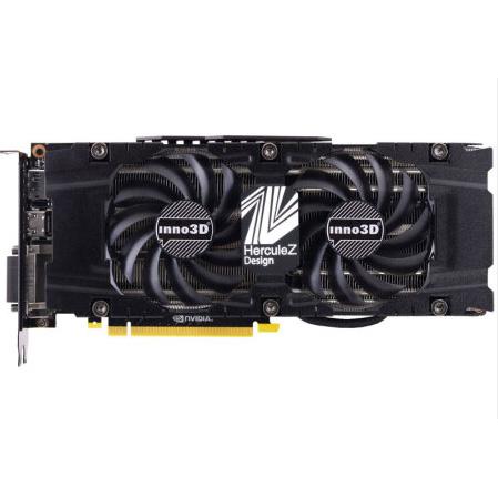 映众GeForce GTX 1070 Ti黑金至尊版 1683/8000MHz 8GB/256Bit GDDR5 PCI-E图片1