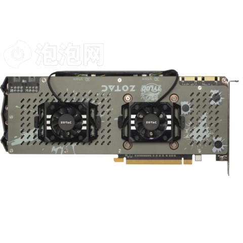 索泰GTX1070Ti-8GD5 TYLOO吃鸡战队联名定制版图片4