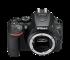 尼康D5500 DX画幅单反相机外观图片4