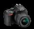 尼康D5500 DX画幅单反相机外观图片8