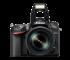 尼康D7200 APS-C画幅单反相机外观图片4