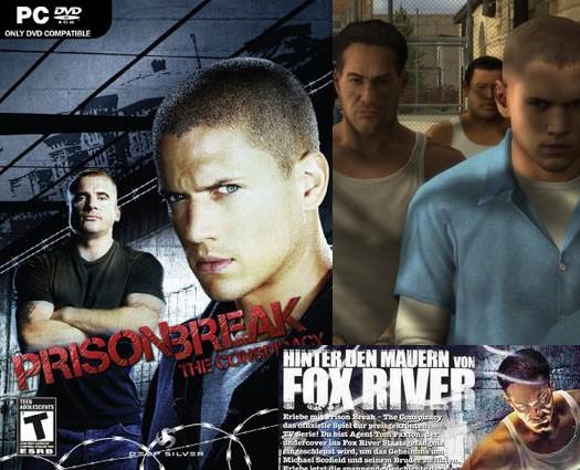 ...游戏《越狱:阴谋(prison break: the conspiracy)》定于2010年3