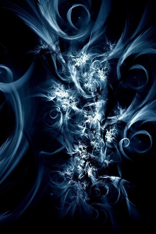 黑色高清个性手机壁纸 诺基亚5230 c503 n8 c6  高清图片