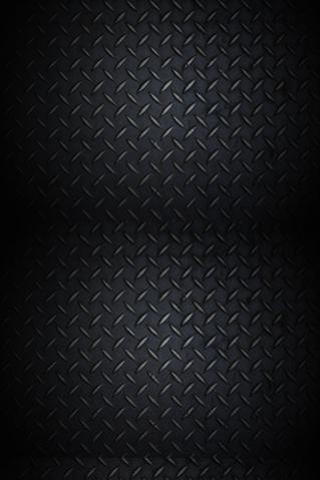 iphone纯黑背景_iphone4手机壁纸