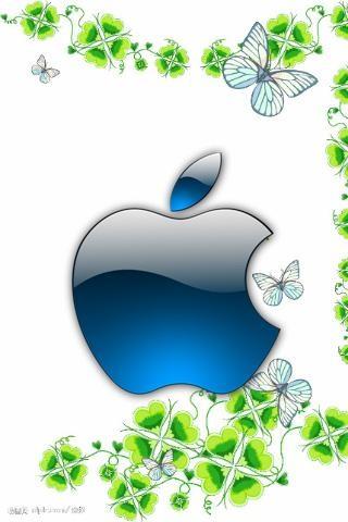 iphone苹果logo_iphone手机壁纸下载