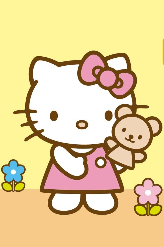 kitty猫壁纸10133535