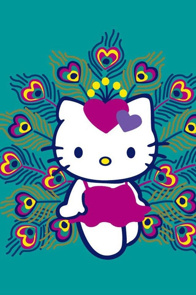 可爱猫头像闪图