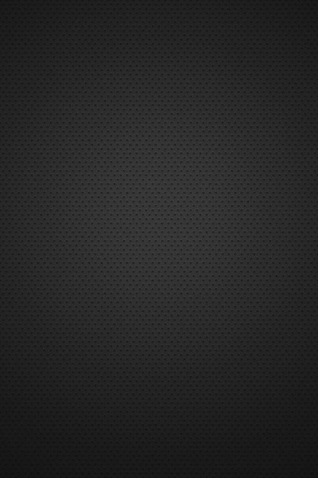 iphone iphone4s手机壁纸-黑色