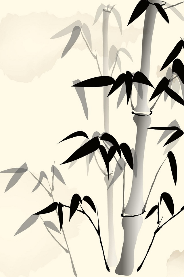手机水墨画动态壁纸_风景水墨画壁纸下载_游戏狗手机壁纸bizhiga