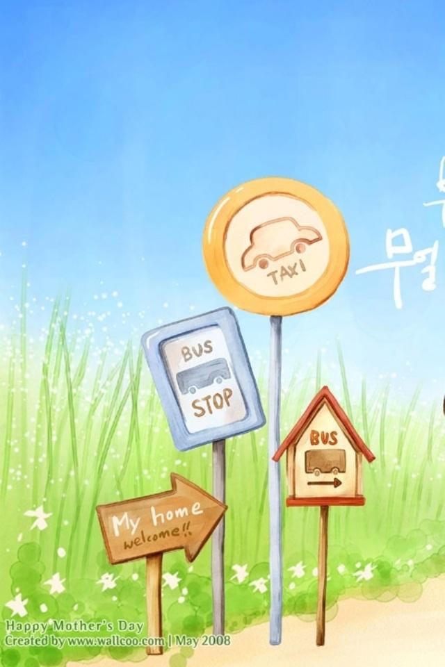 手绘韩风201204023壁纸00710177244