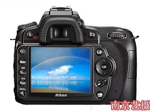 图为 尼康数码单反相机D90 -尼康D90套机 18 200mm VR 报价 南京艺