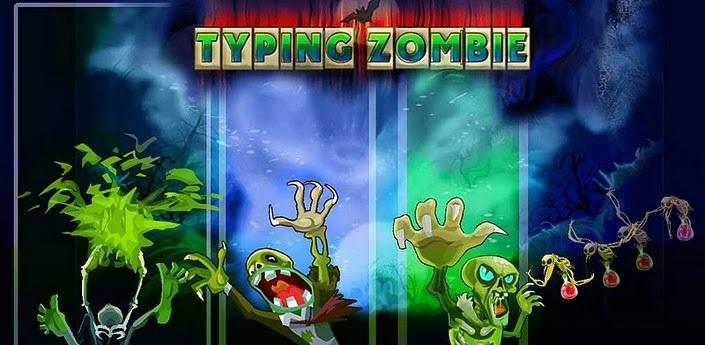 Zombie Typocalypse - Word Games