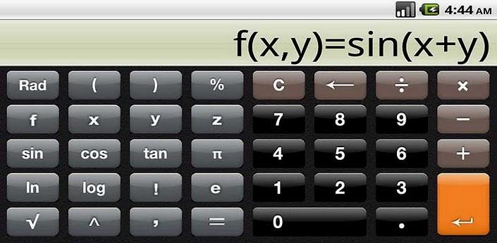 安卓计算器软件_期货计算器安卓版