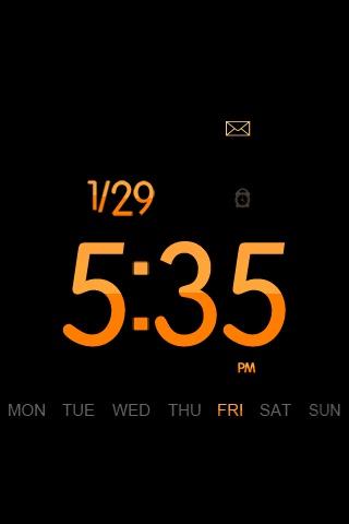 时钟屏保大全 动态桌面时钟屏保大全 电脑屏保图片大全时钟