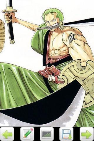 布鲁克娜菲鲁   娜美 乌索普 山治 妮可·罗宾   海贼王女神