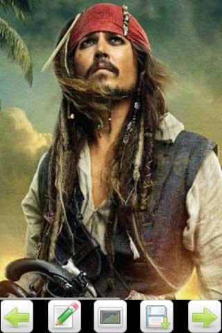 加勒比海盗 壁纸