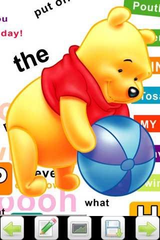 小熊吃蜂蜜简笔画
