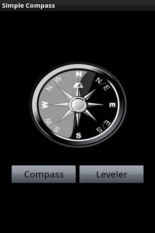 简易指南针,simple compass,安卓软件,android安卓软件免费高清图片