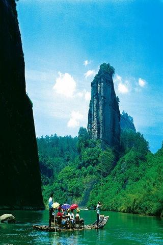 桂林山水甲天下动态壁纸