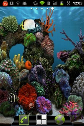 热带鱼水族箱屏-海洋水族馆动态屏保 水族馆动态屏保 电脑动态屏图片