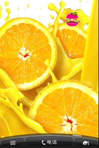 精美水果动态壁纸锁屏